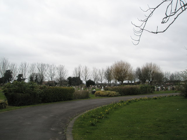 Castle View Cemetery, Portchester