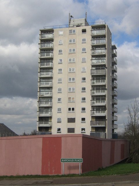 Horton Tower, St Mary Cray