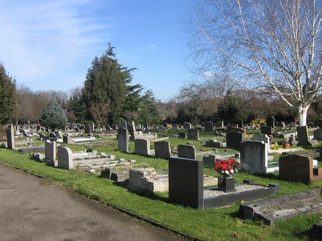 All Saints Churchyard, Orpington