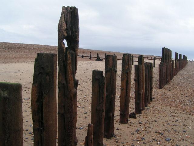 Winchelsea Beach deefences