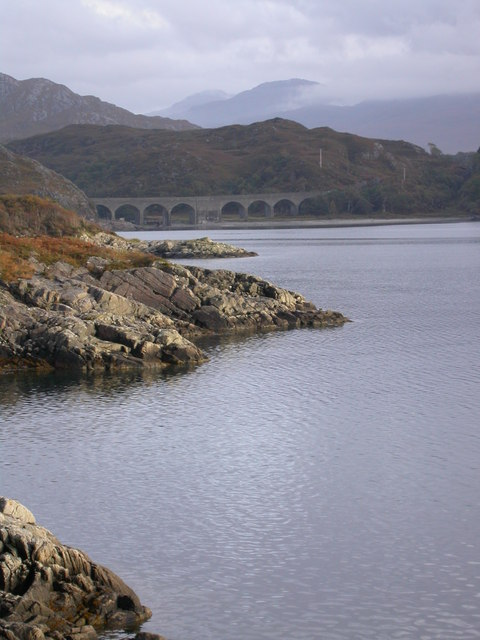 Loch nan Uamh and Viaduct