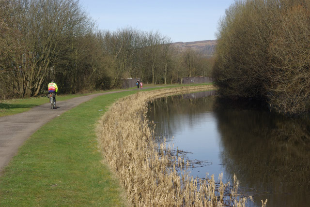 Forth and Clyde Canal, Clydebank
