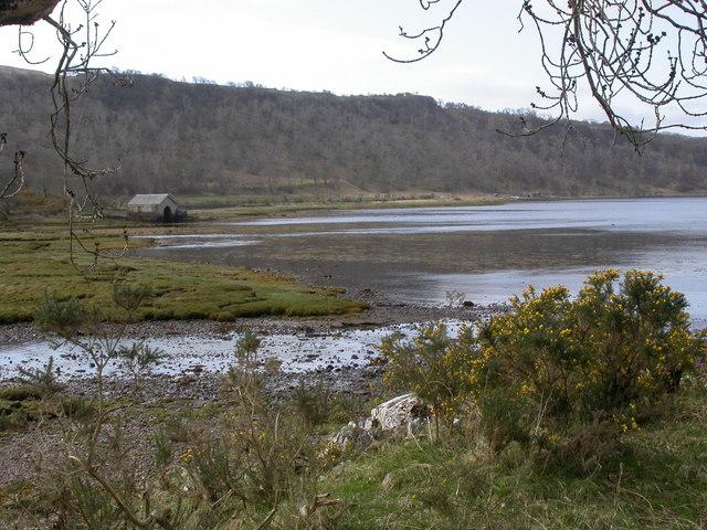 Boathouse, Kinlochaline
