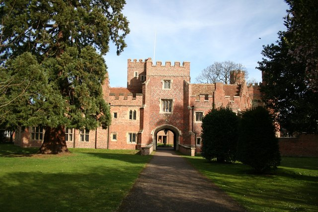 Buckden Towers, Inner Gatehouse