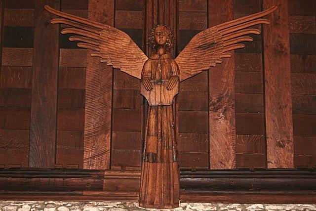St.Mary's angel