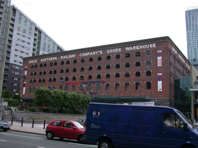 The Great Northern Warehouse