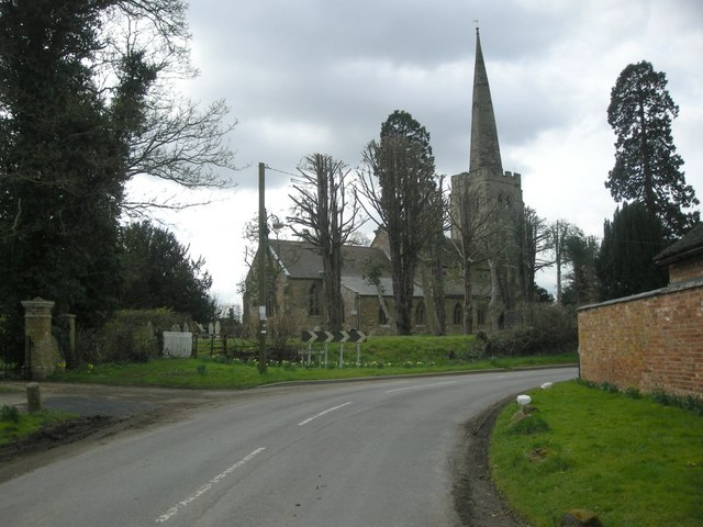 Grandborough-Saint Peters Church