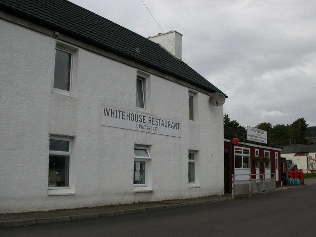 Whitehouse, Lochaline