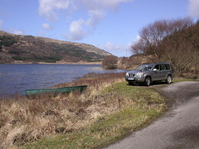 Loch Doire nam Mart