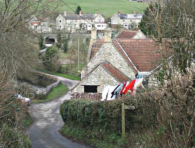 2008 : Cottage at Foxcote Mill