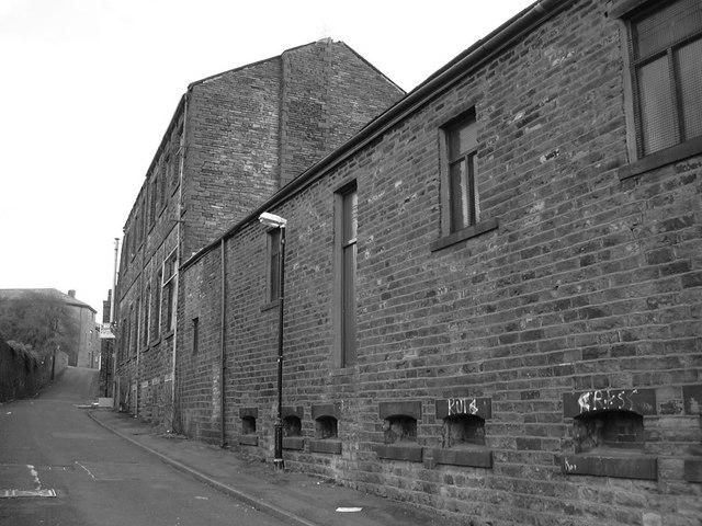 Bell Street Mill