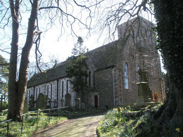 Christ Church, Widley