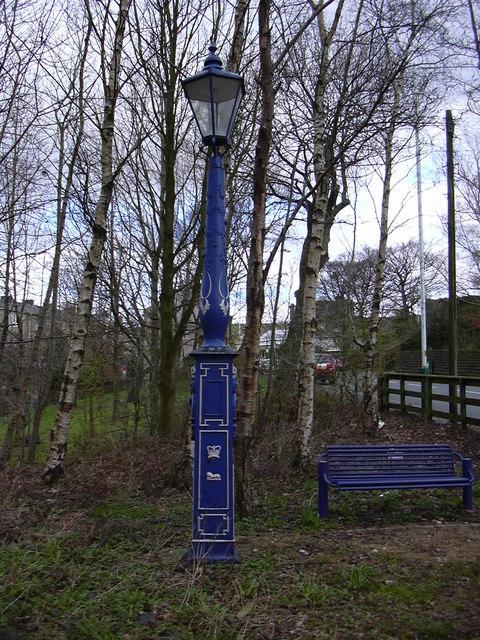 Blue Lamp off Grane Road