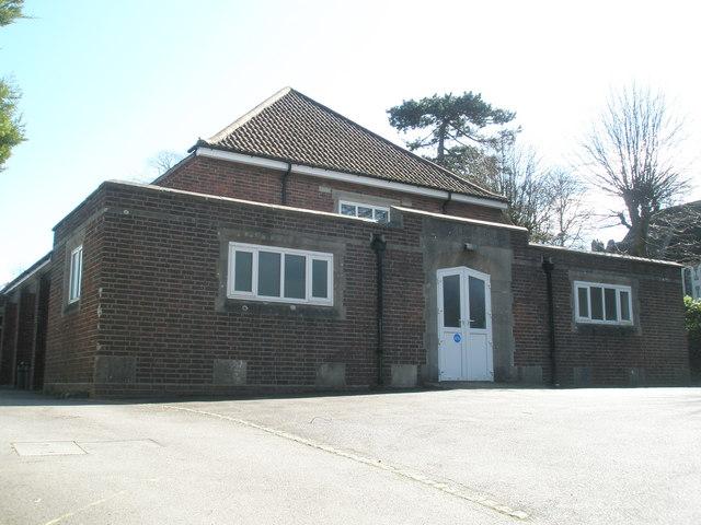 Christ Church Church Hall