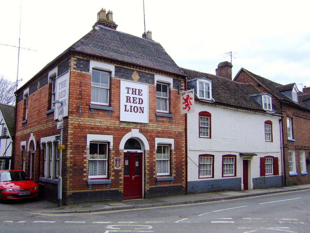The Red Lion, Bewdley