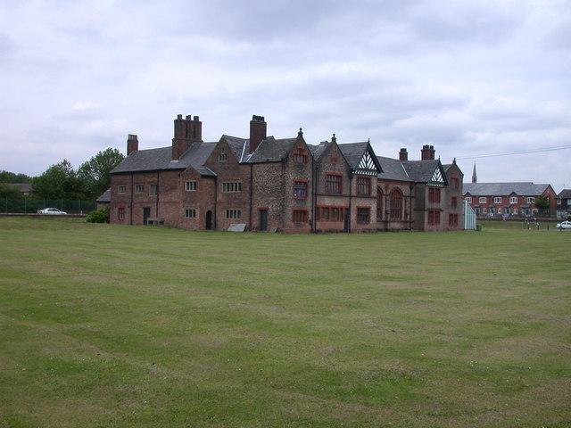 Ordshall Hall