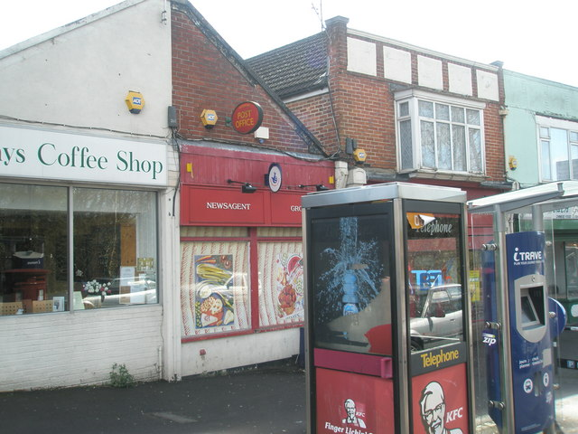 Purbrook Post Office in London Road