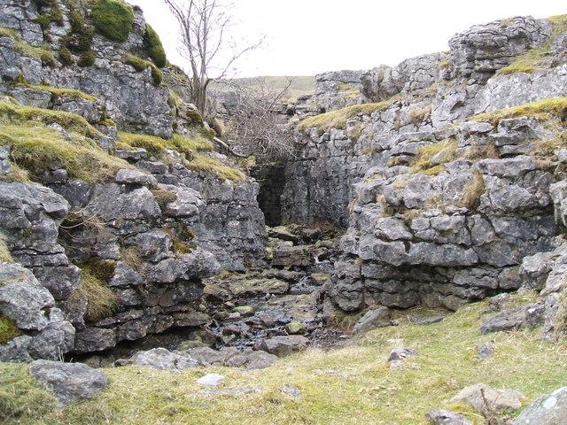 Birks Fell Cave