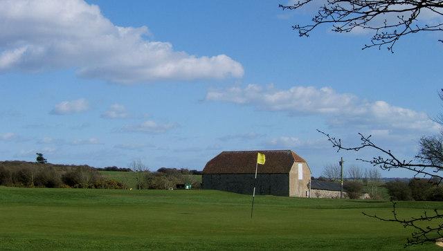 Bullocks Barn, Blatchington Golf Course, Seaford