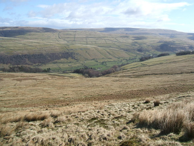 Firth Fell and Step Gill
