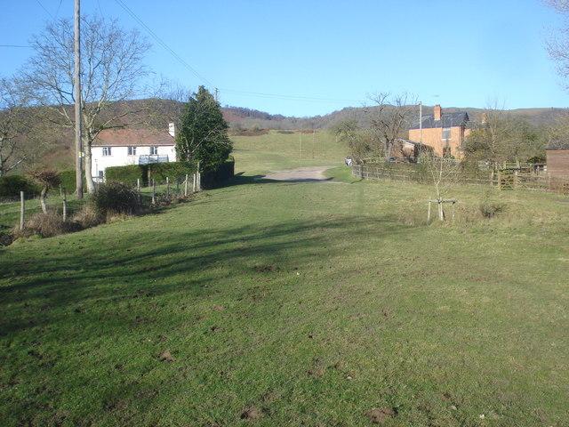 Castlemorton Common cottages