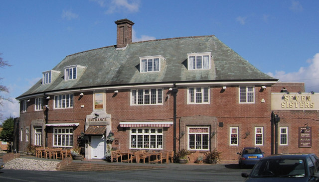 Seven Sisters Pub, Alfriston Road, Seaford