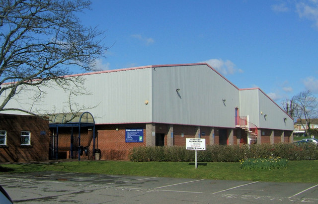 The Downs Leisure Centre, Seaford