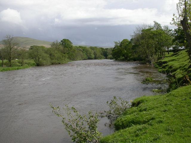 River Lune near Drybeck