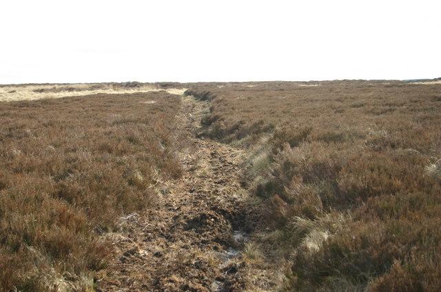 Footpath to Swch-cae-rhiw