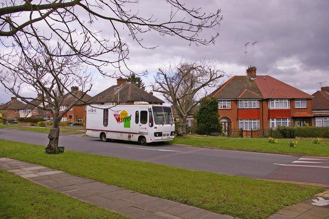 Trentwood Side, Enfield, EN2