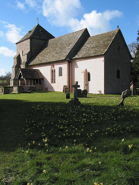 St. Mary's Church, Kempley