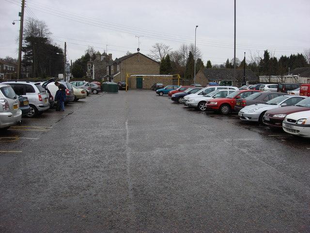 Car Park, Brandon