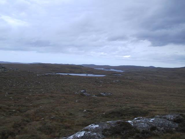 Loch Mor Ghrianain