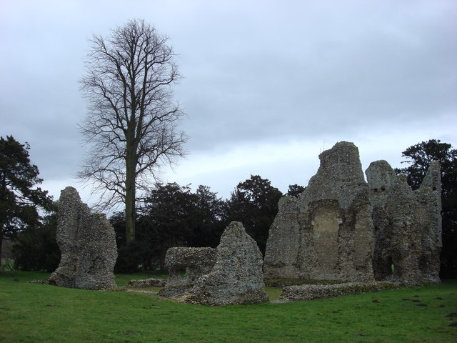 Weeting Castle (3)