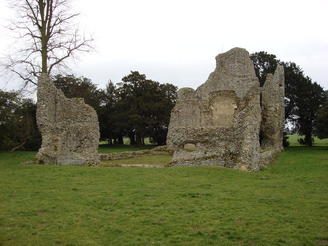 Weeting Castle (4)
