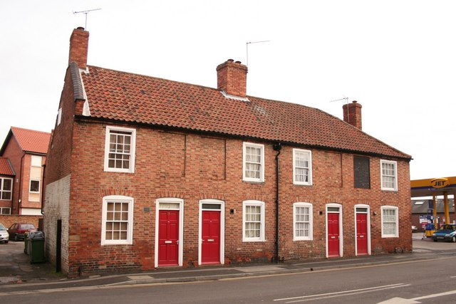 Cottages on London Road