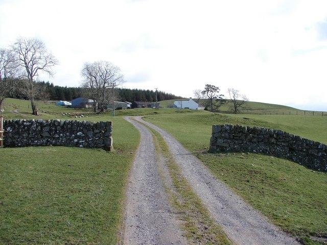 Upper Dullarg