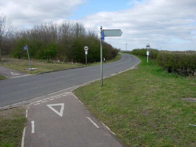 Cycle route 51