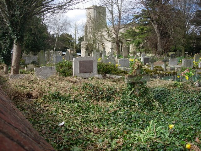 St Mary's Church, Stow-cum-Quy