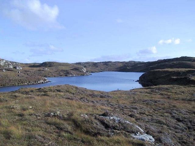 Loch Cliasm Creag