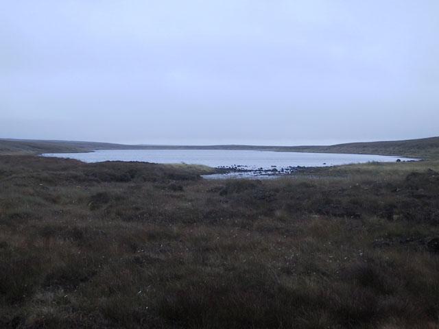 Loch a Ghainmhich