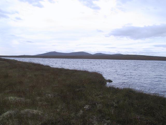 Loch Dubh Gormilleabhat