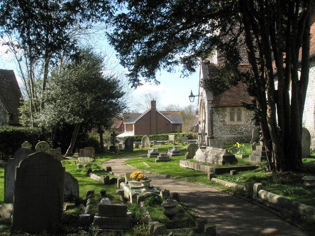 St John's Churchyard, Purbrook