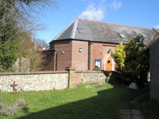 St John's Church Hall, Purbrook