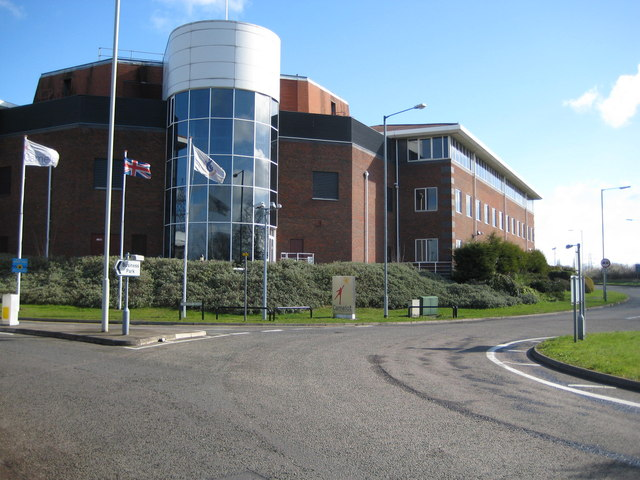 Watford: Camelot Head Office, Tolpits Lane