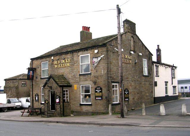 Old Duke William - Westgate Hill Street