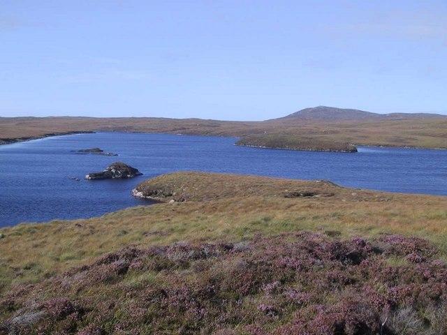 Loch Airigh Seibh