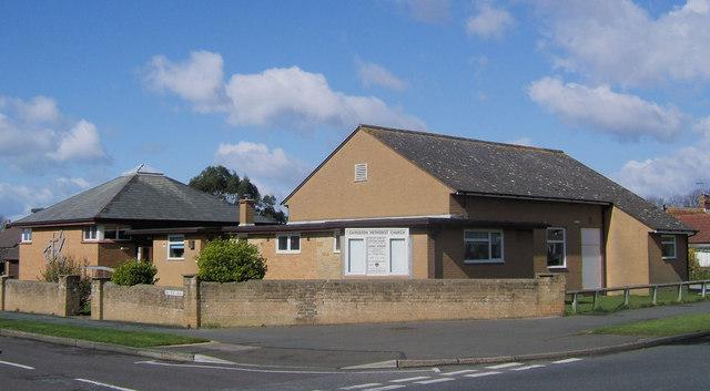 Chyngton Methodist Church, Hillside Avenue, Seaford