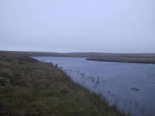 Loch Airigh Mhic Fhionnlaidh Dhubh