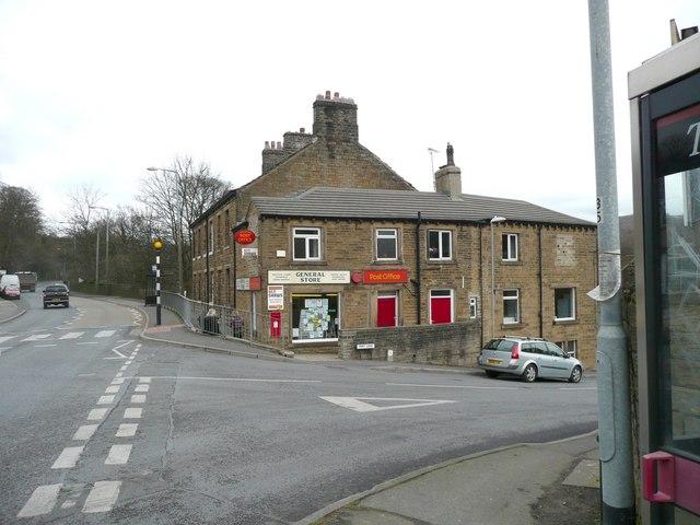 Post OfficeHuddersfield Road, Thongsbridge, Netherthong (Holmfirth)